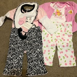 3 month outfits NWT - bundle